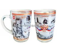 Кружка ст. капучино 300 мл (001) Крым (507-01)