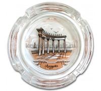 Пепельница (СЮ) 526-2 Алушта, ротонда, стекло