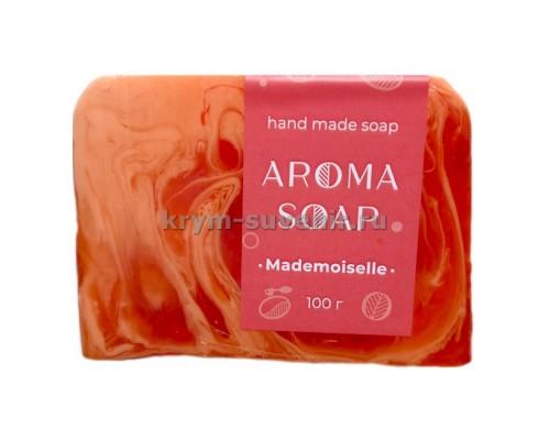 Мыло (L`Cosmetics) Mademoiselle  100 гр. глицериновое
