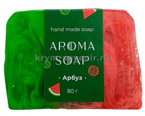 Мыло (L`Cosmetics) Сахарный арбуз 100 гр. глицериновое