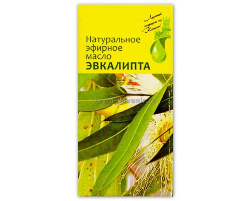 Эф.масло Эвкалипт 5 мл (ЧК)
