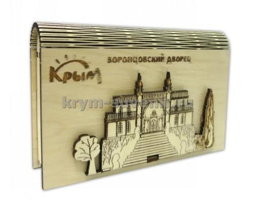 Шкатулка Воронцовский дворец сувенирная большая