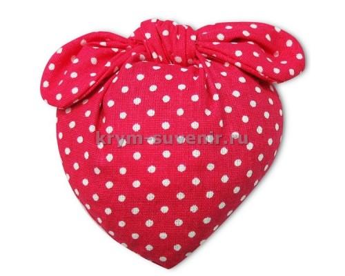 Лавандовое саше сердце