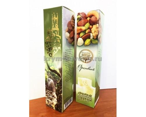 Рахат-лукум (Крымский Нектар) ореховый, флоупак 200 гр.