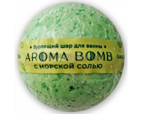 Бурлящии? шар (НК) Green Tea 160 гр.