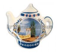 Магнит керамич. чайник Феодоссия № 6 (ПД)