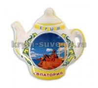 Магнит керамич. чайник Евпатория № 7 (ПД)